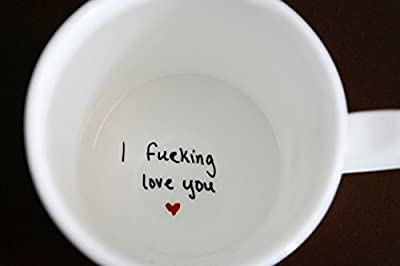 I Fucking Love You Coffee Mug, Funny Coffee Mug, Coffee Mug for Husband, Coffee Mug for Wife, Funny Birthday Gift, Funny Gift for Her, Funny Anniversary Gift, Valentines Gift
