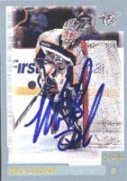 Buy Mike Dunham Nashville Predators 2000 Opee Chee Autographed Hand Signed Trading Card. by Hall of Fame Memorabilia