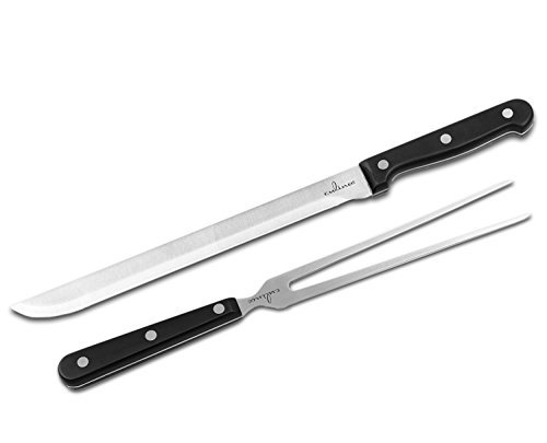 Culina® 2-piece Knife and Fork Carving Set