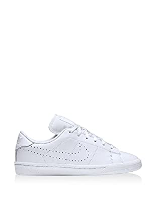 Nike Zapatillas Tennis Classic Prm (Gs) (Blanco)