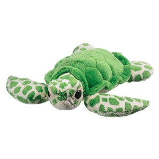 "Green Turtle 8"" by Wild Life Artist"