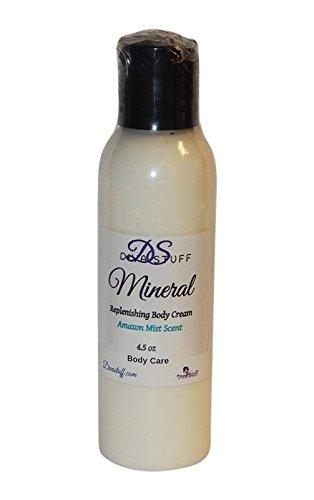 Mineral Replenishing Body Cream for Use After a Detox Bath Soak, Diva Stuff, 4oz