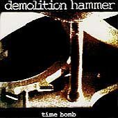 Time Bomb by Demolition Hammer (1994) Audio CD