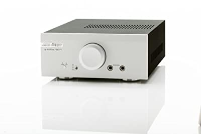 Musical Fidelity M1HPA Class A Headphone Amplifier (Silver)