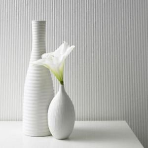Fabric Collection Corduroy Wallpaper - White from New A-Brend