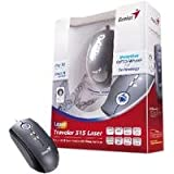 Genius Traveler 515 Laser - Mouse - laser - 5 button(s) - wired - USB