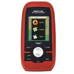 Magellan Triton 400 Handheld GPS - 90-Day Warranty