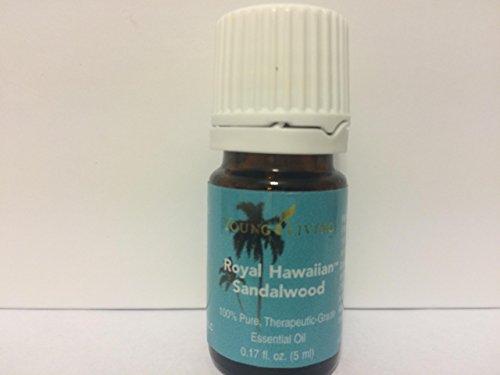 Young Living Royal Hawaiian Sandalwood Essential Oil 5 Ml