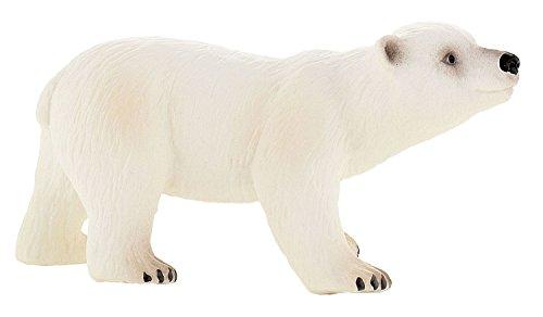 Bullyland Deluxe Wild Animals: Polar Bear Cub - 1