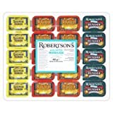 Robertsons Assorted Marmalade - 20 x 20gm