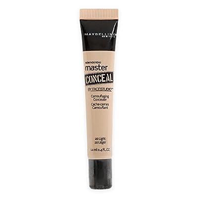 Maybelline® Face Studio Master ConcealTM Camouflaging Concealer in Light