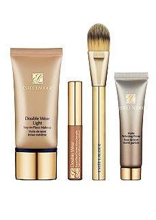 Estee Lauder Double Wear Makeup Lesson Face Kit ~ Shade 1.0