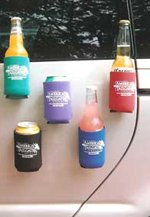 Magnetic Coozies - 5 Pack (Magnetic Can Koozie compare prices)
