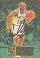 Howard Eisley Minnesota Timberwolves 1995 Skybox Autographed Hand Signed Trading Card... by Hall+of+Fame+Memorabilia