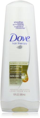 Dove Nutritive Therapy, Nourishing Oil Care Conditioner, 12 Ounce