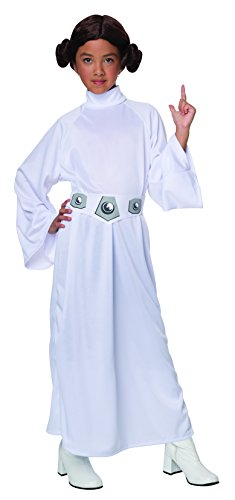 Star Wars Child's Deluxe Princess Leia