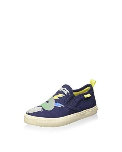 Geox Sneaker Jr Kiwi D mehrfarbig EU 35