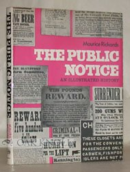 The Public Notice: An Illustrated History
