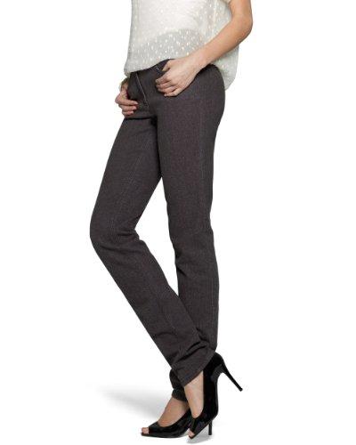 Jeanology Scrunch Slim Jean by Newport News
