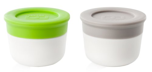 Monbento MB Temple S vert+gris - Les récipients à sauce