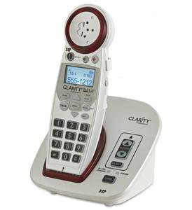 -Clarity Extra Loud Cordless Phone DECT 50+ dB by Clarity