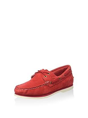 Timberland Náuticos (Rojo)
