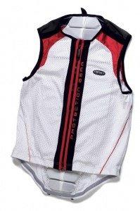 ALPINA Erwachsene Rücken Jacket Soft Protector, Anthracite, 164-172 cm, A8853528