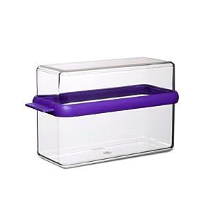 Rosti Mepal 106719072800 Stora Boîte à Biscottes Violet