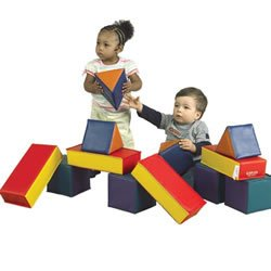 Soft Vinyl Building Blocks Set Of 12 front-1002610