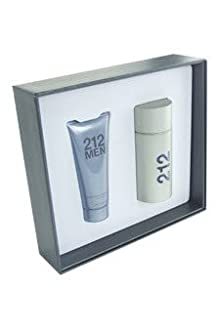 212 By Carolina Herrera 2 Pc Gift Set For Men