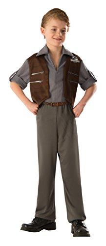 Jurassic World Owen Child Costume, Medium