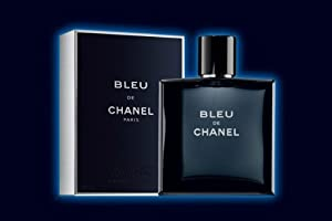 Bleu De Chanel FOR MEN by Chanel - 3.4 oz EDT Spray