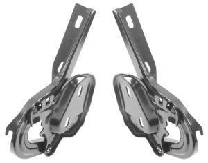 65 66 Mustang Trunk Lid Hinges (Coupe & Convertible)