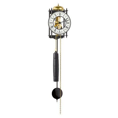 70974-000711 Pendeluhr Metall Mechanisch Glocke