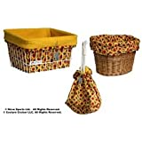 Bike Basket Liner & Tote Bag in 1! By Couture Cruiser