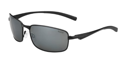 Bollé Sonnenbrille Key West, Matte Black, M, 11795