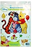 Ddi - Disney Winnie The Pooh 14x9.5?Wall Sticker Kit (1 pack of 72 items)