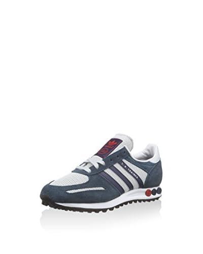 adidas Zapatillas La Trainer Gris / Blanco
