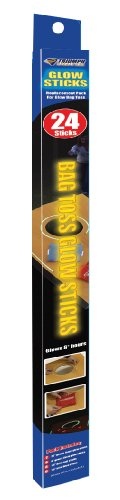 Triumph Sports GLOW Stick Replacement Pack for GLOW Bag Toss