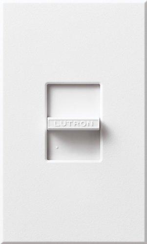 Lutron Nftv-Wh Nova Fluor. 0-10V Control Wh White