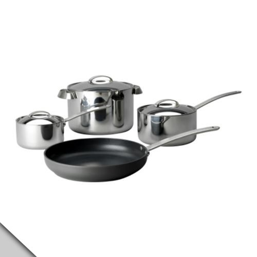 IKEA - FAVORIT 7-piece cookware set
