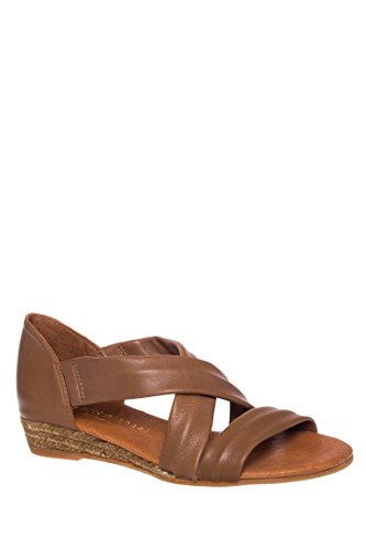 Netty Strappy Low Heel Sandal