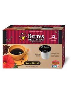 Berres Brothers Kona Blend Coffee Single Serve Kups