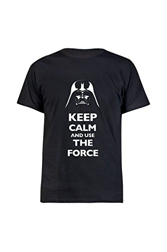t-shirt-STAR-WARS-KEEP-CALM-AND-THE-USE-FORCE-unisexo