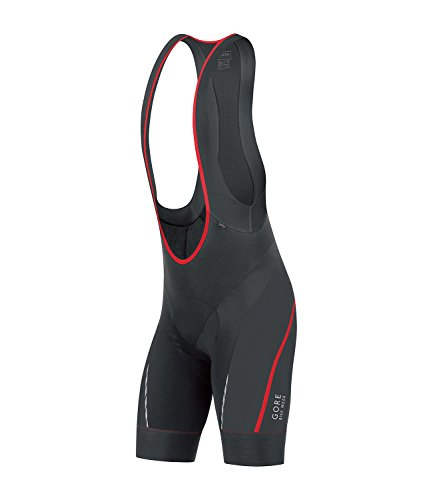 Gore Mens Oxygen Short Cycling Bib Tights With Insert<br />