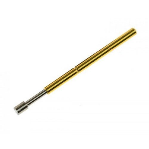 150 Pcs P160-G2 Test Probe Metal Golden Yellow Detector Instrument To Detect The Needle Pogo Pin