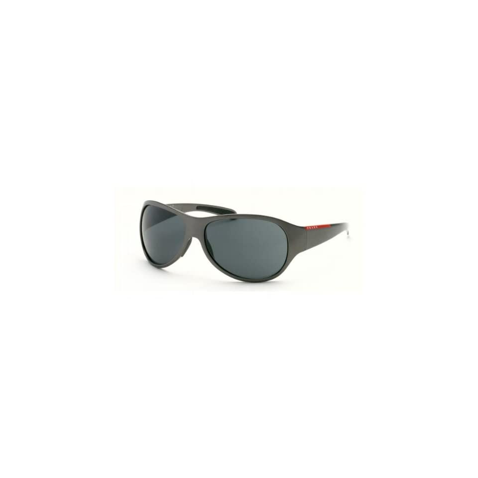 1530d872eed9b Prada Sps04g Gray Blue   Gray Sunglasses on PopScreen