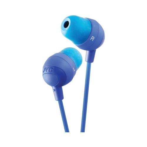 Jvc Hafx32A Marshmallow Earbuds (Blue) (Jvc Hafx32A)