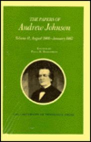 The Papers of Andrew Johnson August 1866-January 1867: 011