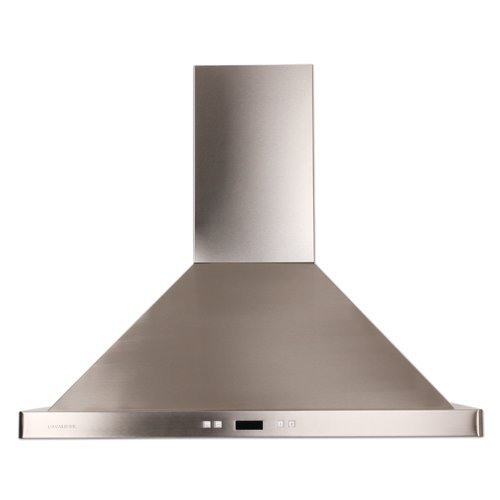 Cavaliere-Euro Sv218B2-30 900 Cfm 30 Inch Wide Stainless Steel Wall Mounted Rang